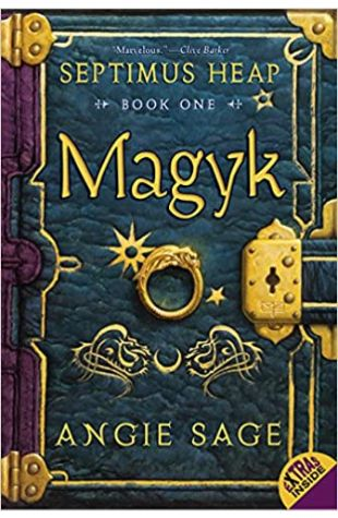 Magyk Angie Sage