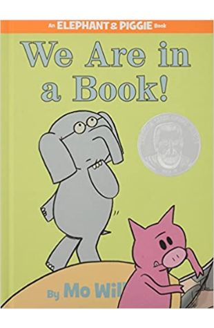 We Are in a Book! Mo Willems