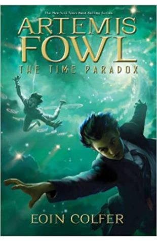 The Time Paradox Eoin Colfer