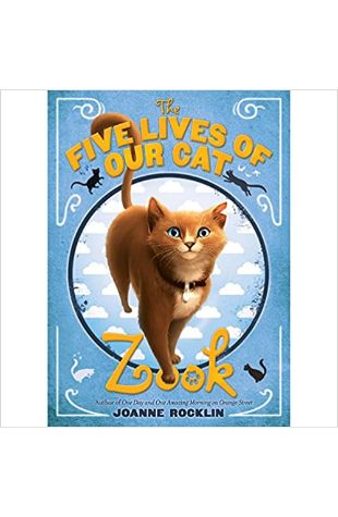 The Five Lives of Our Cat Zook Joanne Rocklin