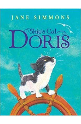 Ship's Cat Doris Jane Simmons