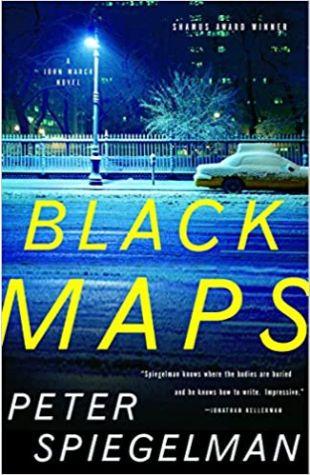 Black Maps by Peter Spiegelman