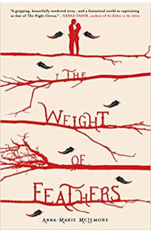 The Weight of Feathers Anna-Marie McLemore