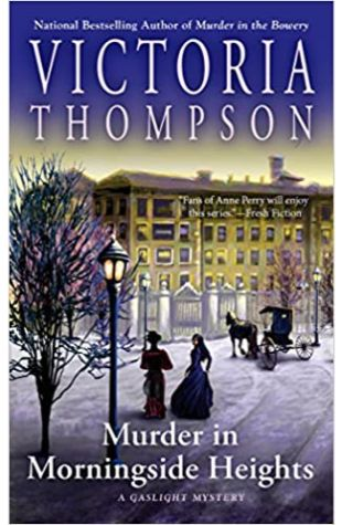 Murder in Morningside Heights Victoria Thompson