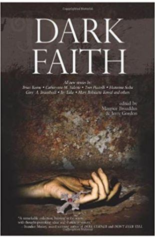 Dark Faith Maurice Broaddus