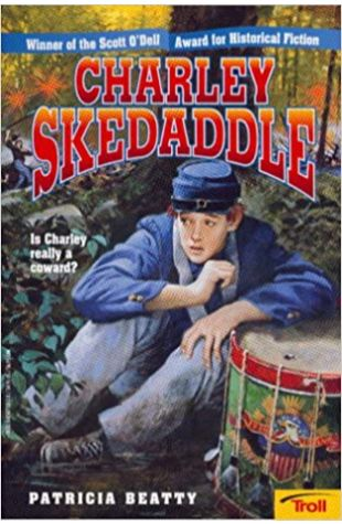 Charley Skedaddle by Patricia Beatty