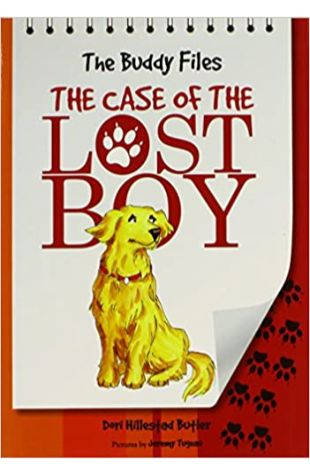 The Case of the Lost Boy by Dori Hillestad Butler