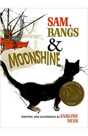 Sam, Bangs and Moonshine by Evaline Ness