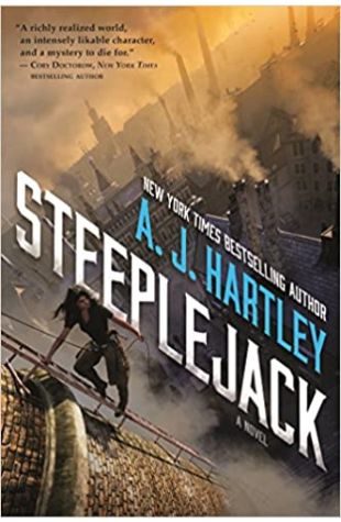 Steeplejack by A.J. Hartley