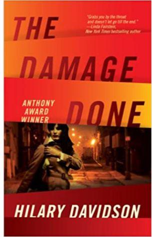The Damage Done by Hilary Davidson