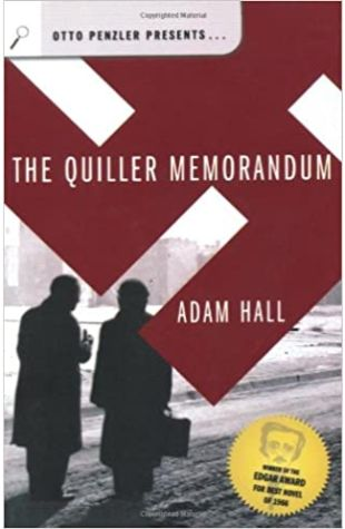 The Berlin Memorandum / The Quiller Memorandum by Adam Hall