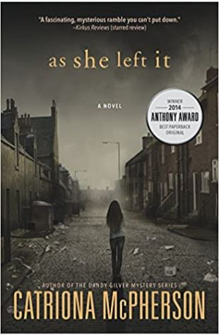 As She Left It by Catriona McPherson