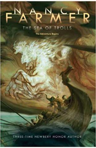 The Sea of Trolls Nancy Farmer