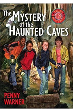 The Mystery of the Haunted Caves by Penny Warner