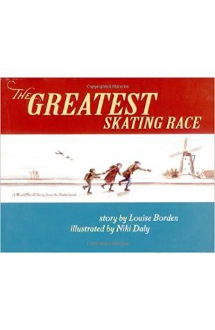 Greatest Skating Race Louise Borden