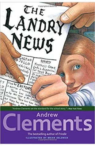 The Landry News Andrew Clements