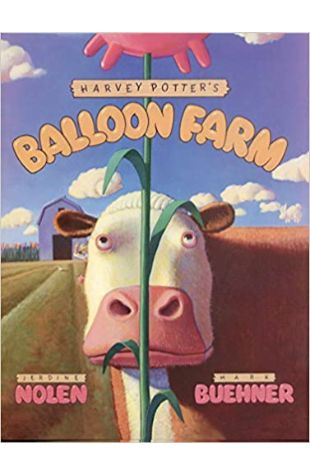 Harvey Potter's Balloon Farm by Jerdine Nolen