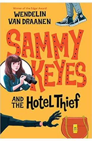 Sammy Keyes and the Hotel Thief by Wendelin Van Draanen