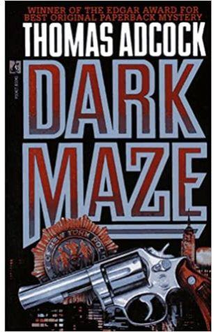 Dark Maze by Thomas Adcock