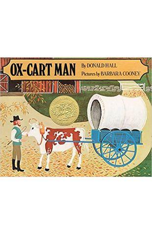 Ox-Cart Man by Donald Hall