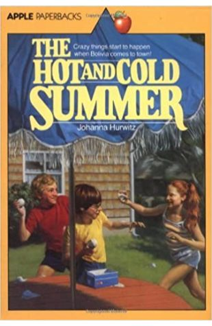 The Hot and Cold Summer by Johanna Hurwitz