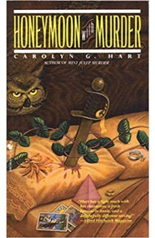Honeymoon With Murder by Carolyn Hart and Carolyn G. Hart