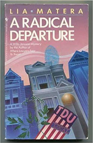 A Radical Departure Lia Matera