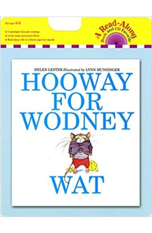 Hooway for Wodney Wat by Helen Lester