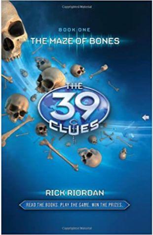 The Maze of Bones Rick Riordan