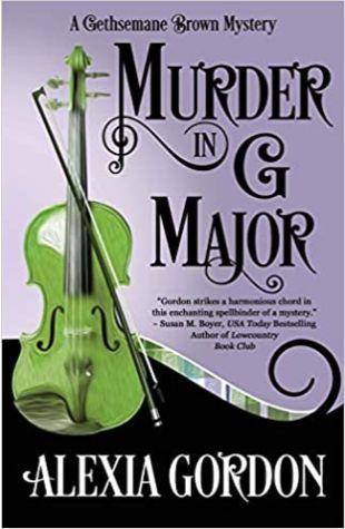 Murder in G Major Alexia Gordon