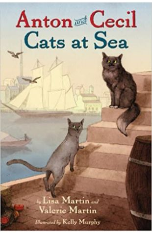 Cats at Sea Lisa Martin and Valerie Martin
