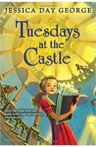 Tuesdays at the Castle Jessica Day George