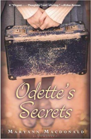 Odette's Secrets Maryann Macdonald