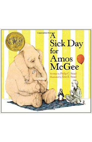 A Sick Day for Amos McGee by Philip Christian Stead