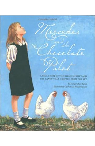 Mercedes and the Chocolate Pil Margot Theis Raven