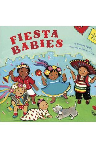 Fiesta Babies Carmen Tafolla