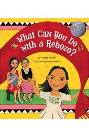What Can You Do with a Rebozo? Carmen Tafolla
