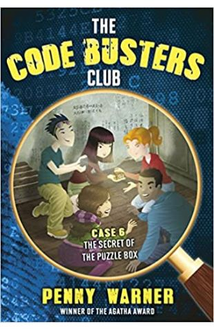 The Secret of the Puzzle Box by Penny Warner