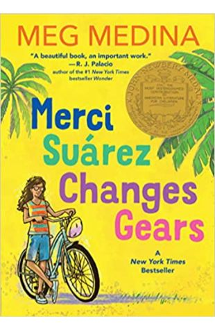 Merci Suarez Changes Gears by Meg Medina