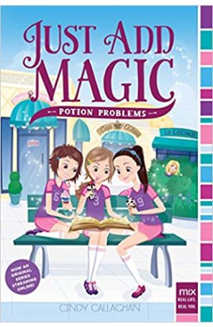 Potion Problems by Cindy Callaghan