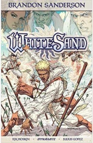 Brandon Sanderson's White Sand, Volume 1 by Brandon Sanderson