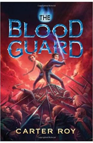 The Blood Guard Carter Roy