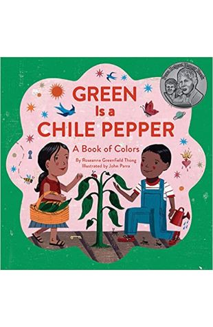 Green Is a Chile Pepper Roseanne Thong