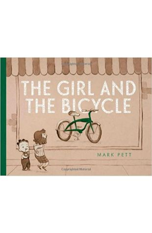 The Girl and the Bicycle Mark Pett