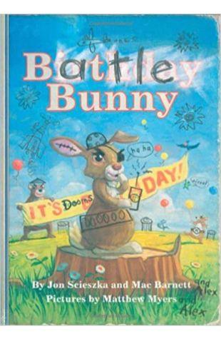 Battle Bunny Mac Barnett and Jon Scieszka