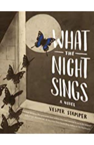 What the Night Sings Vesper Stamper