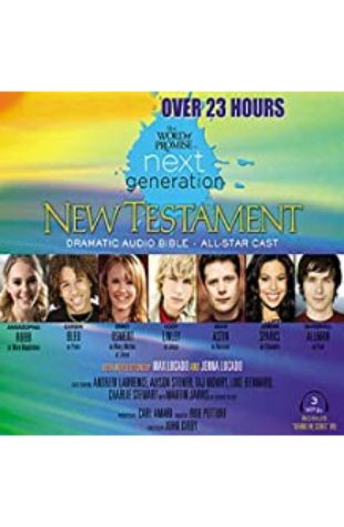 The Word of Promise Next Generation: New Testament by Nelson Bibles