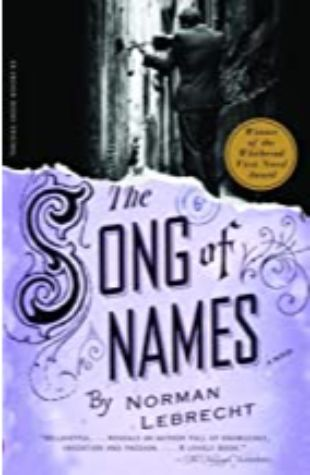 The Song of Names by Norman Lebrecht