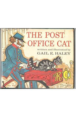 The Post Office Cat by Gail E. Haley