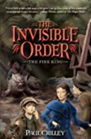 The Invisible Order Paul Crilley